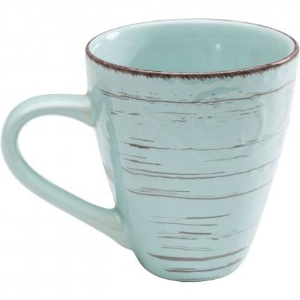 Mugs Desire turquoise set de 4 Kare Design