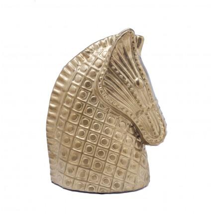 Déco Tête de Cheval 32cm Kare Design