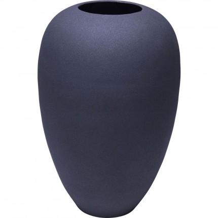 Vase Downtown noir 34cm Kare Design