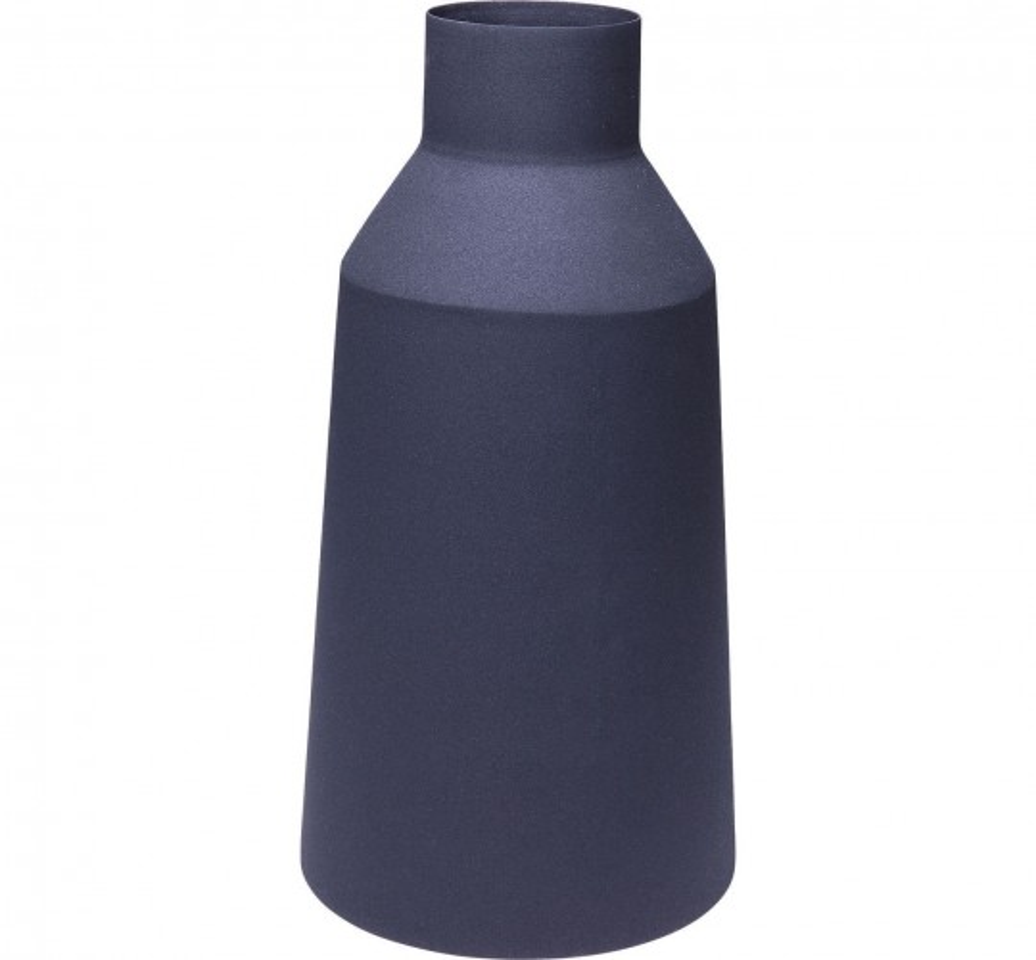 Vase Downtown noir 42cm Kare Design