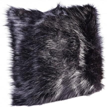 Coussin Ontario noir 45x45cm Kare Design