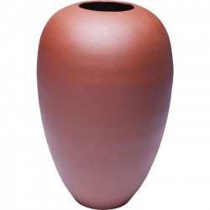 Vase Downtown marron 34cm Kare Design