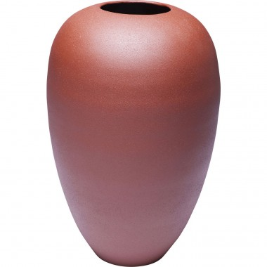 Vase Downtown marron 34cm Kare Design