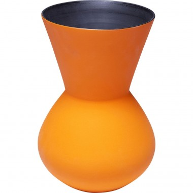 Vase Aurora orange 30cm Kare Design