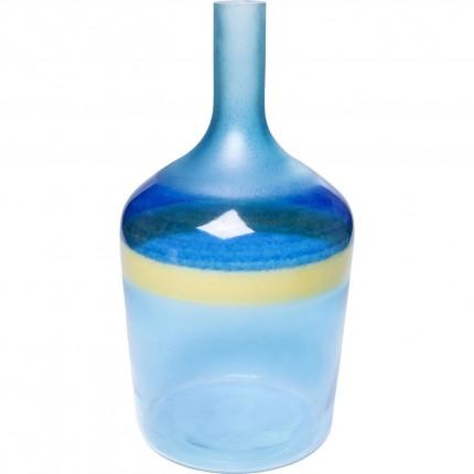 Vase Blue River 47cm Kare Design