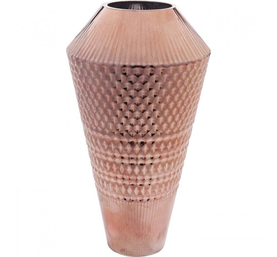 Vase Jetset Rose 38cm Kare Design