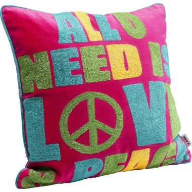 Coussin All Love 45x45cm Kare Design