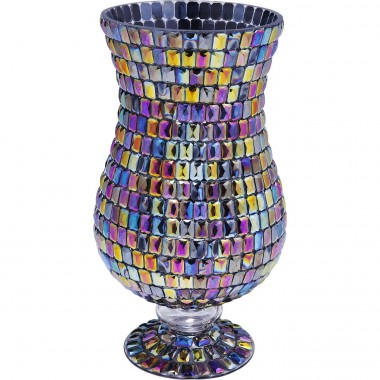 Vase Rainbow Diamonds 26cm Kare Design