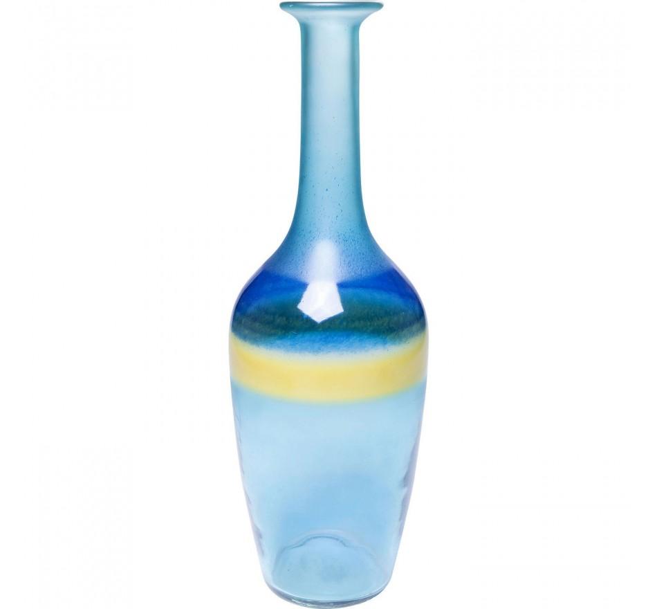 Vase Blue River 53cm Kare Design