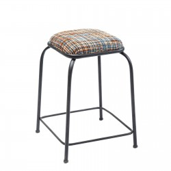 Tabouret Campus Mix 2/set Orange Kare Design