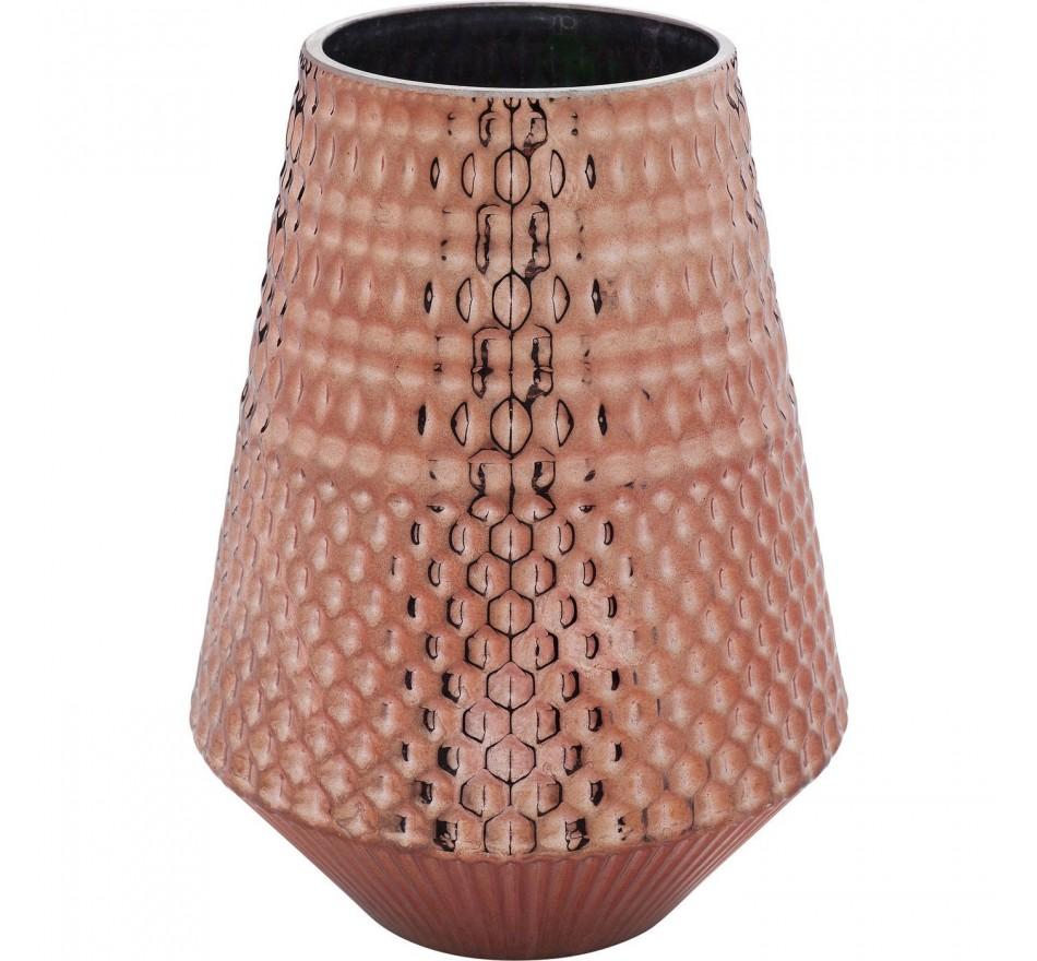 Vase Jetset Rose 21cm Kare Design