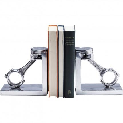 Serre-livres Pistons set de 2 Kare Design