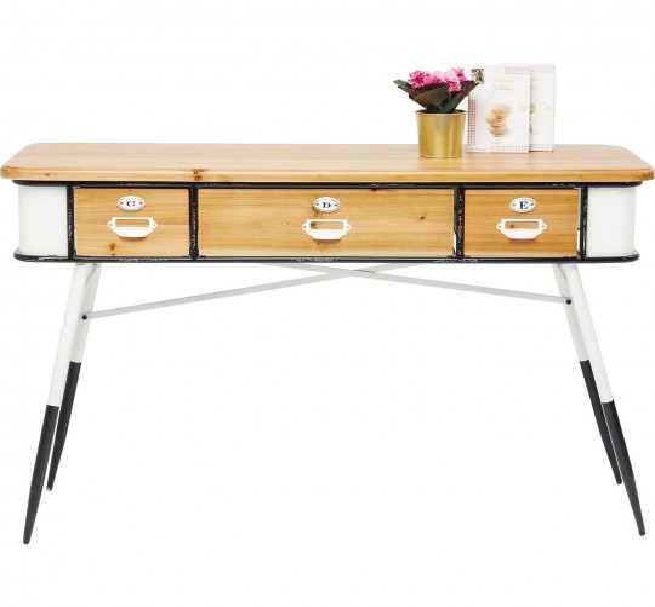 Bureau Grannys Kitchen 122x42cm Kare Design
