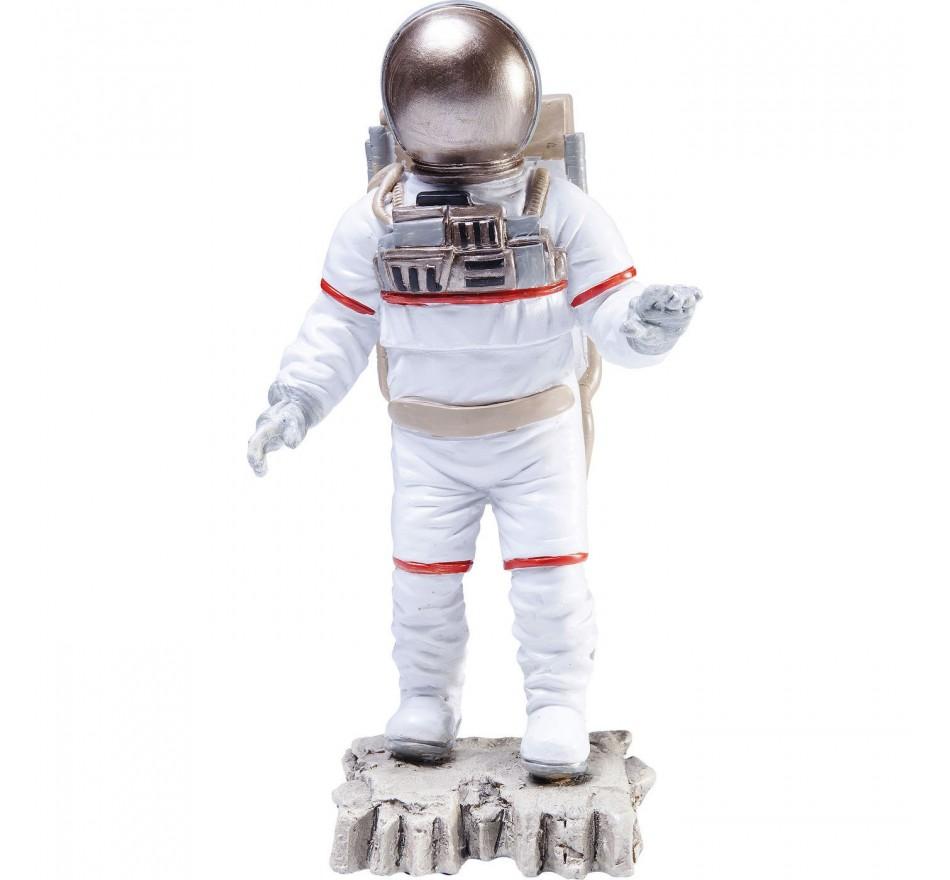 Déco Man On The Moon 23cm Kare Design