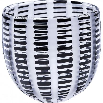 Vase Grid 18cm Kare Design