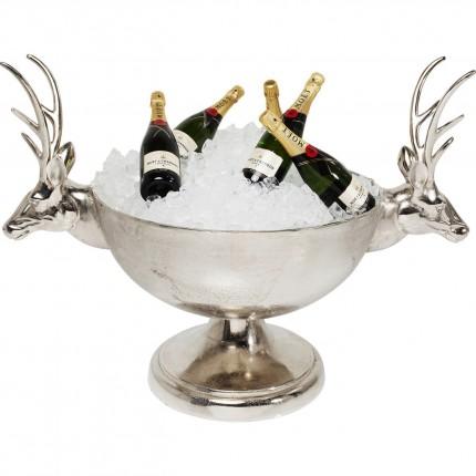 Seau à champagne cerfs 79cm Kare Design