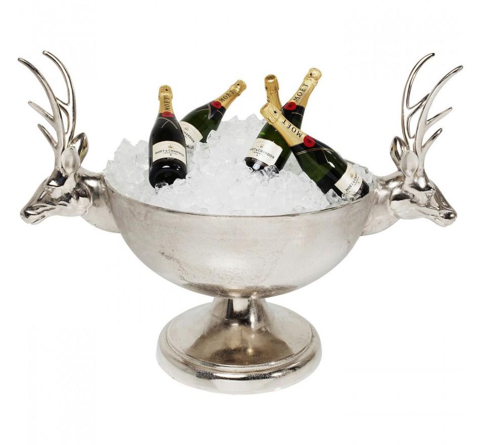 Seau à champagne Oh Deer 79cm Kare Design
