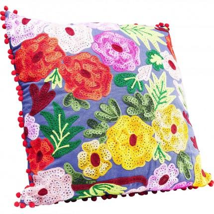 Coussin Jardin Flowers 45x45cm Kare Design
