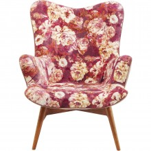 Fauteuil Angels Wings Flowers Kare Design