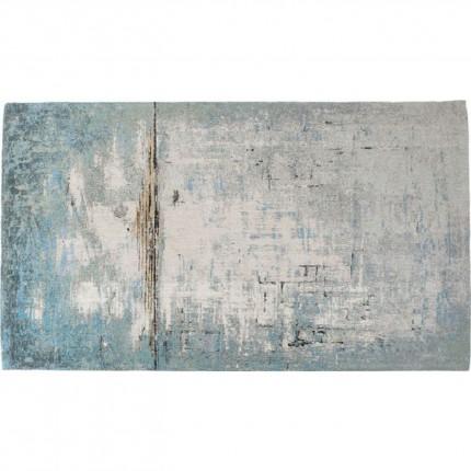 Tapis Abstract bleu 300x200cm Kare Design