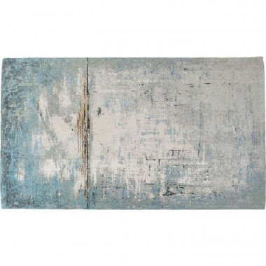 Tapis Abstract bleu 300x200cm Kare Design
