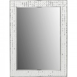 Miroir Crystals chrome 80x60cm Kare Design
