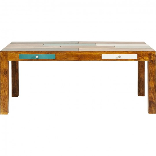 Table Babalou 180X90cm Kare Design