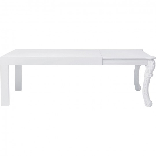 Table Janus All White 220x90cm Kare Design