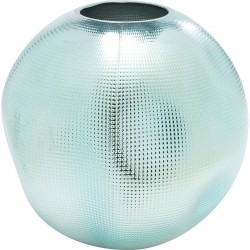 Vase High Society Light bleu 25cm Kare Design