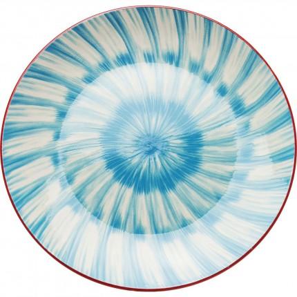 Assiettes Batik 27cm set de 4 Kare Design