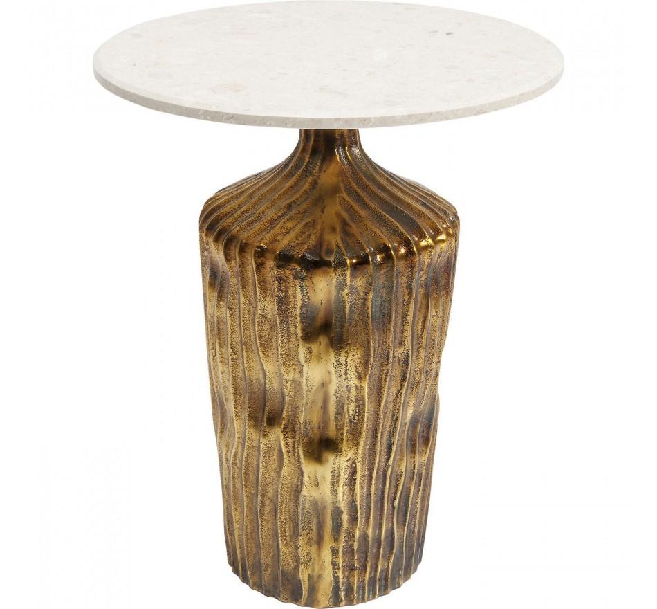 Table d'appoint Firestarter Riffle 46cm Kare Design