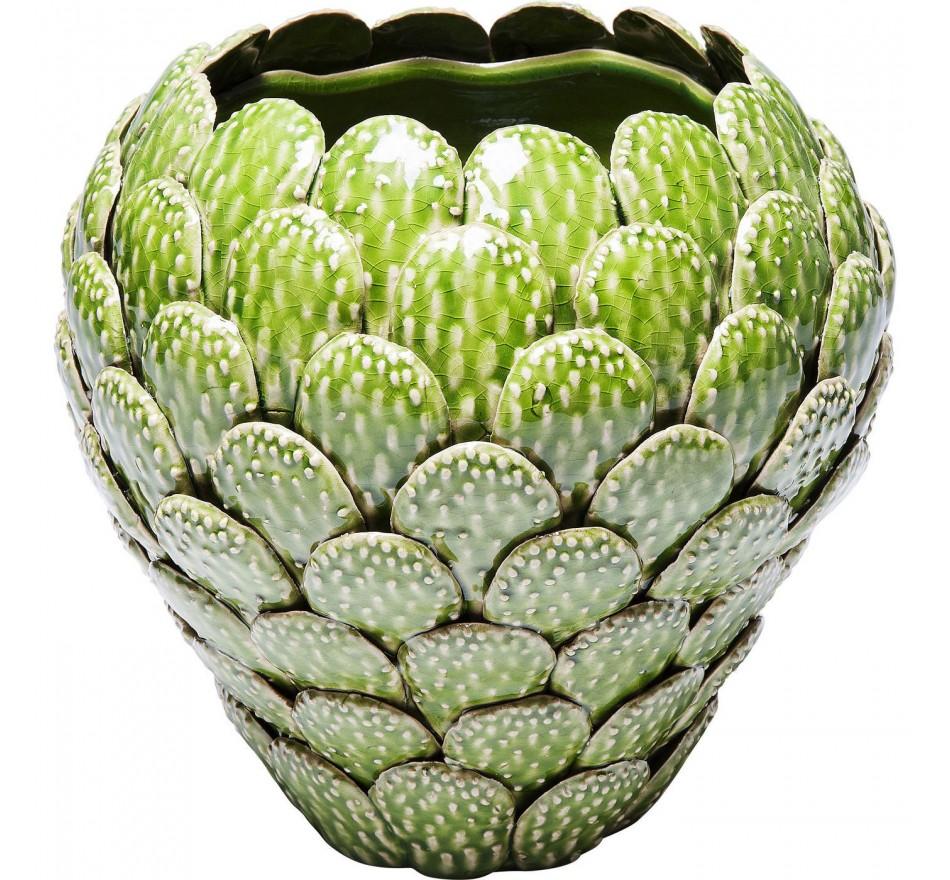 Vase Prickly Pear 25cm Kare Design