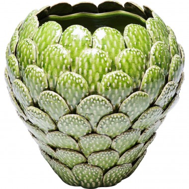 Vase Prickly Pear 25cm Kare Design