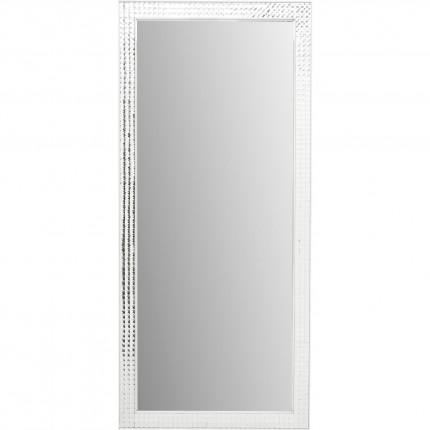 Miroir Crystals chrome 180x80cm Kare Design
