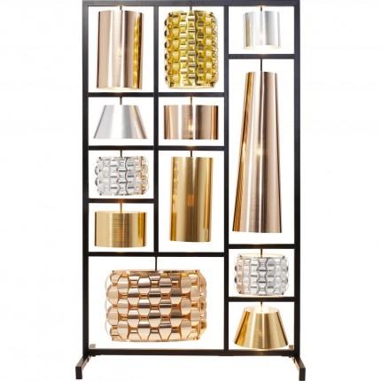 Lampadaire Parecchi Glamour 186cm Kare Design