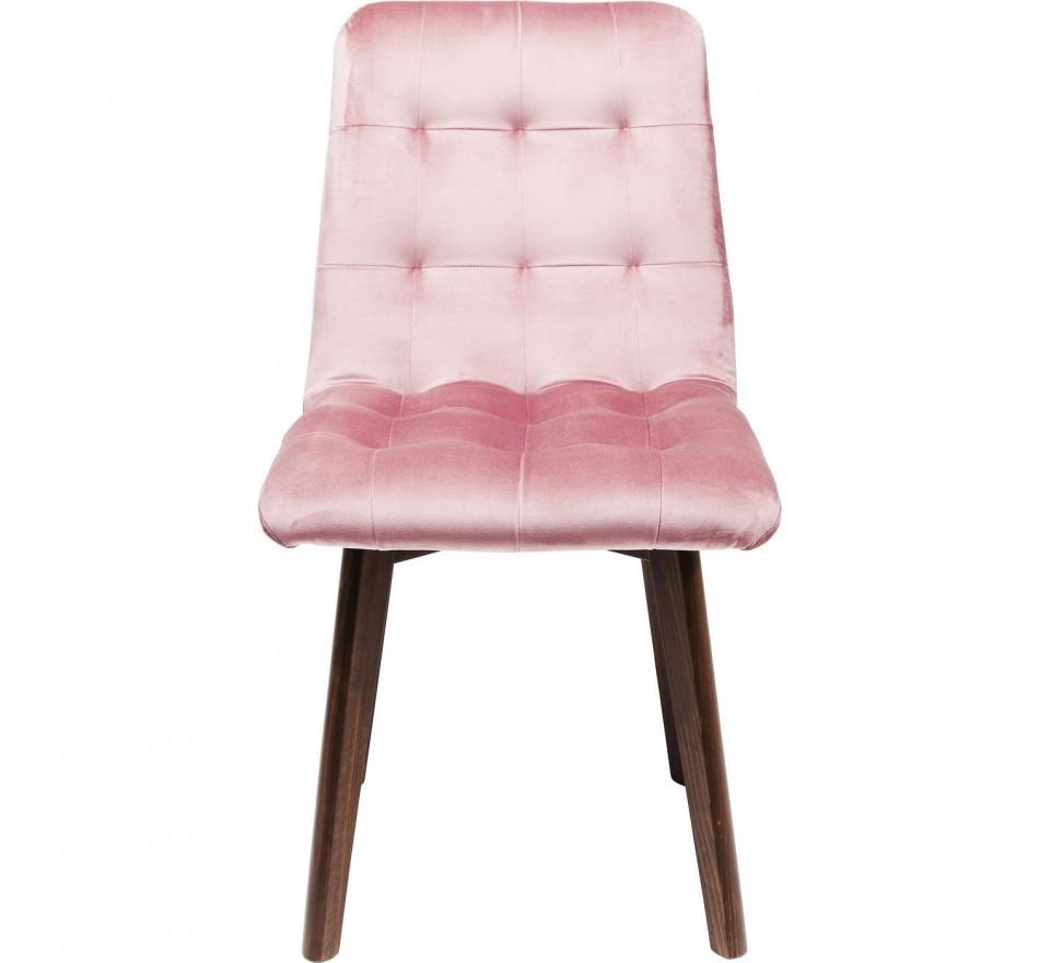 Chaise Moritz rose Kare Design
