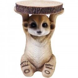Table d'appoint Animal Mini Mangouste Kare Design