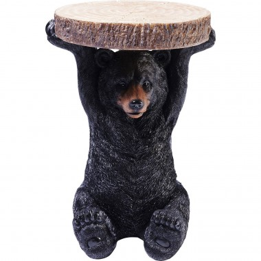 Table d'appoint Animal Mini Ours Kare Design
