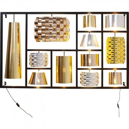 Applique Parecchi Glamour 110cm Kare Design