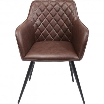 Chaise avec accoudoirs San Remo Kare Design