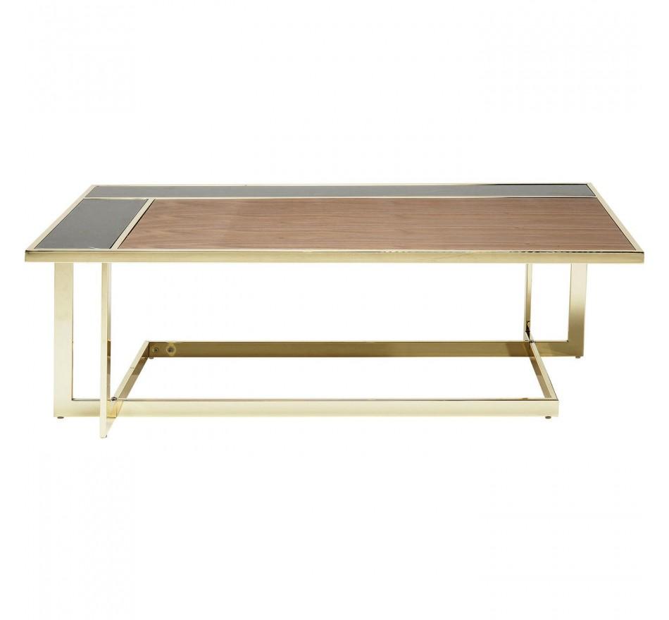 Table basse Sacramento rectangulaire 120x70cm Kare Design