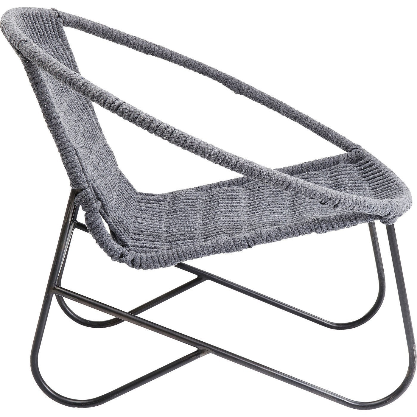 Chaise avec accoudoirs Wilderness Kare Design
