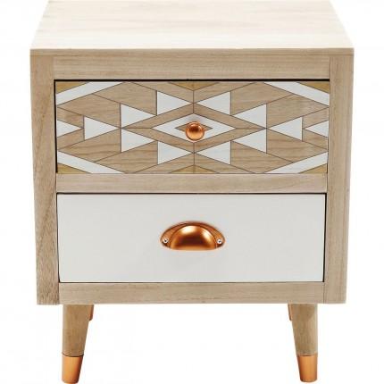 Table de chevet Oase Kare Design