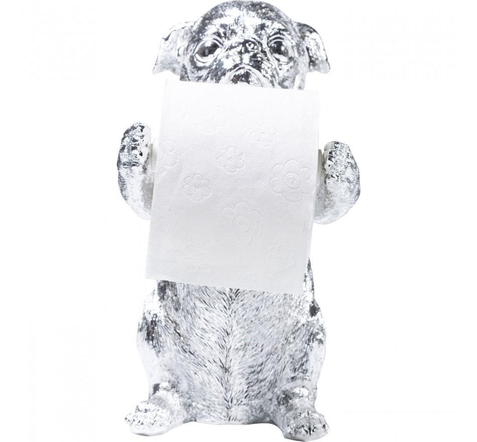 Dérouleur papier Mops chrome