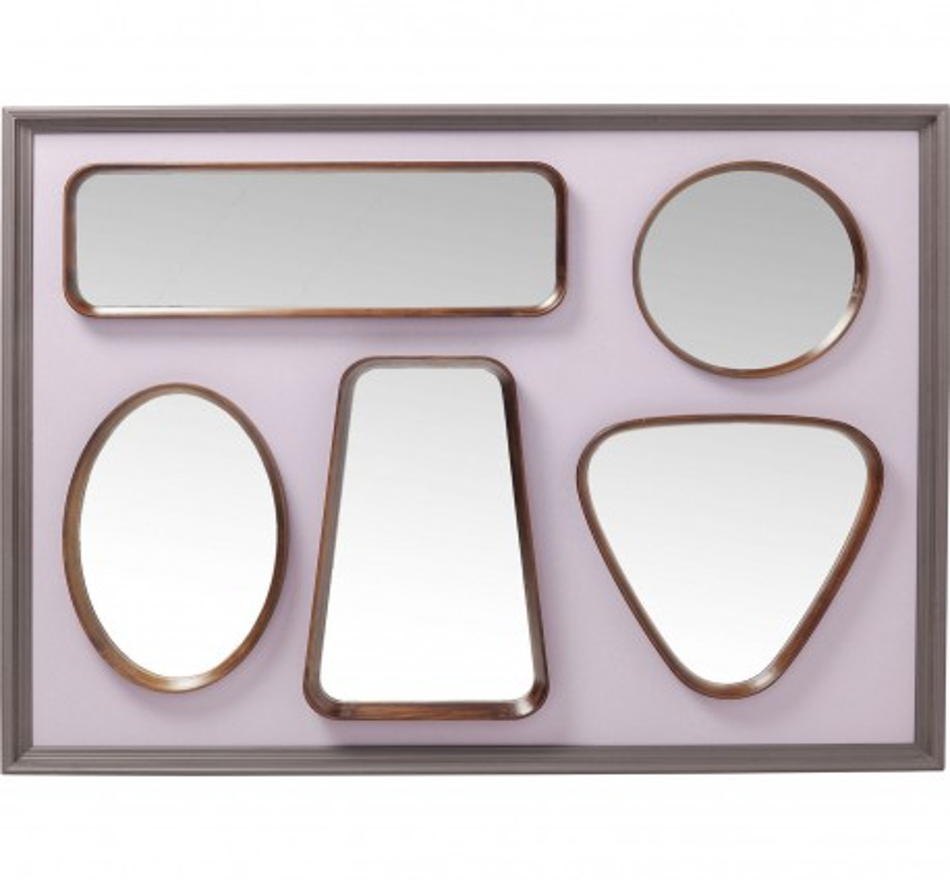 Miroir Art Shapes 170x130cm Kare Design