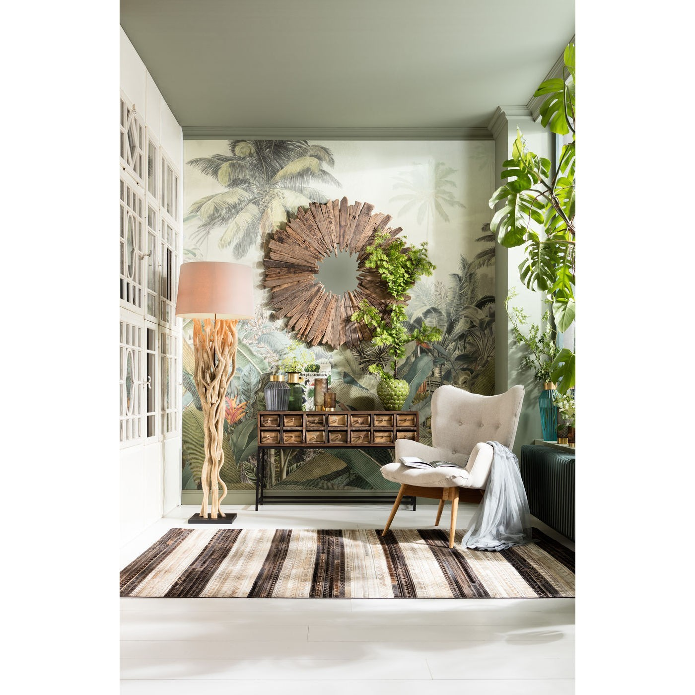 Miroir Bastidon 120cm Kare Design