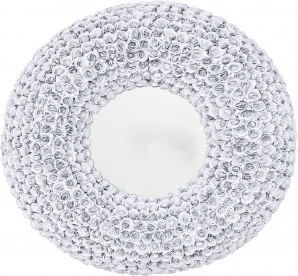 Miroir Rose blanc 100cm Kare Design