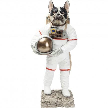 Déco chien astronaute 56cm Kare Design