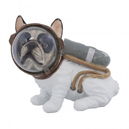 Déco Chien Astronaute 18cm Kare Design