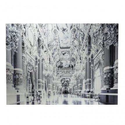 Tableau en verre Versailles 120x180cm Kare Design